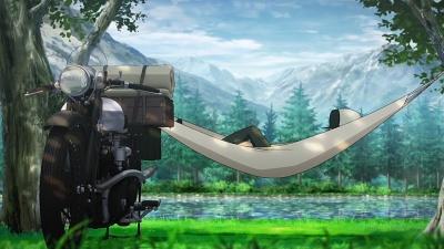 Путешествие Кино: Прекрасный мир 2 сезон