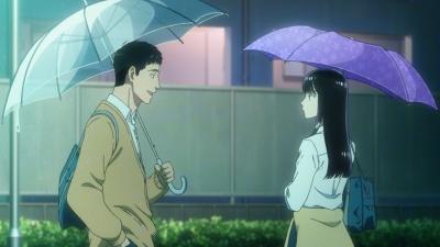 Любовь похожа на прошедший дождь