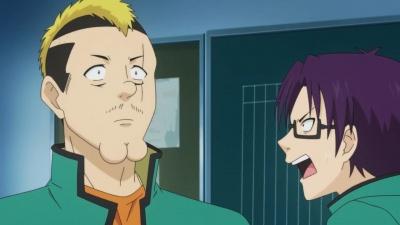 Ох, уж этот экстрасенс Сайки Кусуо! 2 сезон