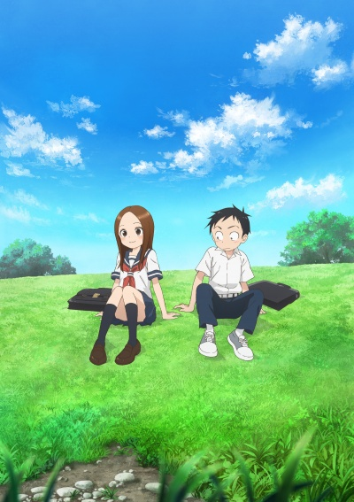 Поддразнивание Такаги 2 сезон