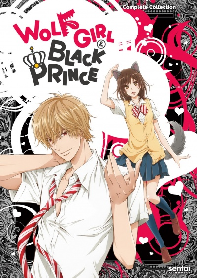 Волчица и Черный Принц
